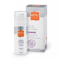 MERZ SPEZIAL CREAM MOUSSE COLLAGEN mus kremowy 50 ml
