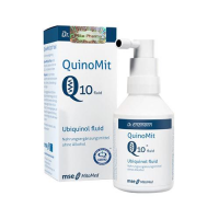 MITOPHARMA QuinoMit Q10 fluid 50 ml