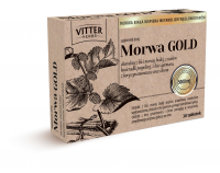 MORWA GOLD 30 tabletek  VITTER BLUE