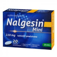 NALGESIN MINI 220 mg 20 tabletek