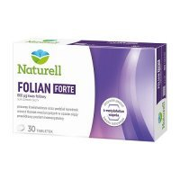 NATURELL FOLIAN FORTE 30 tabletek