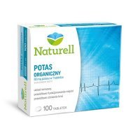 NATURELL POTAS 100 tabletek