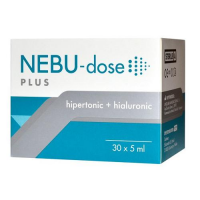 NEBU-DOSE PLUS 30 ampułek po 5 ml