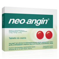 NEO-ANGIN 24 tabletki do ssania
