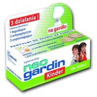 NEOGARDIN KINDER 10 tabletek