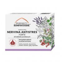 NERVINA ANTISTRES FORTE 60 tabletek