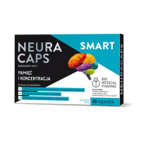 NEURACAPS SMART 10 kapsułek