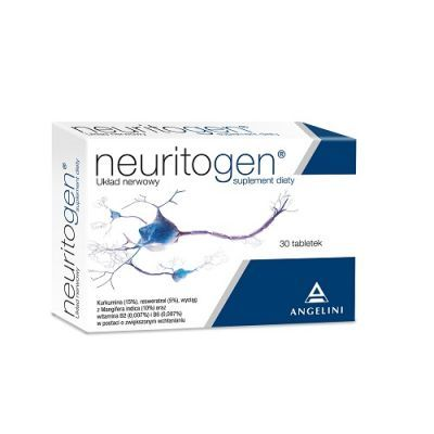 NEURITOGEN 30 tabletek