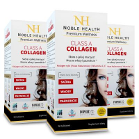 NOBLE HEALTH CLASS A COLLAGEN 2 x 90 tabletek + 30 tabletek