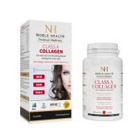 NOBLE HEALTH CLASS A COLLAGEN  90 tabletek + tabletkarka GRATIS