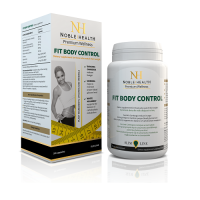NOBLE HEALTH FIT BODY CONTROL 50 kapsułek
