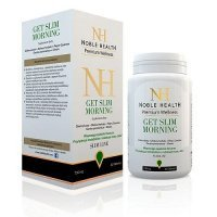 NOBLE HEALTH GET SLIM MORNING 60 tabletek