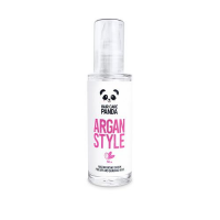 NOBLE HEALTH HAIR CARE PANDA Argan Style serum do włosów 50 ml + PANDA żelki z biotyną 70g GRATIS
