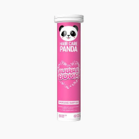 NOBLE HEALTH HAIR CARE PANDA BOOBLE BOOM kolagen do picia 20 tabletek + KELP Jod 45 kapsułek GRATIS