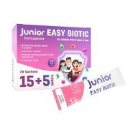 NOBLE HEALTH Junior Easy Biotic 20 saszetek