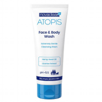 NOVACLEAR ATOPIS FACE&BODY Płyn do mycia 200 ml