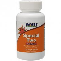 NOW FOODS SPECIAL TWO Multiple Vitamin multiwitamina 120 tabletek