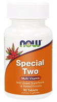NOW FOODS SPECIAL TWO multiwitamina 90 tabletek