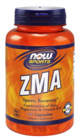 NOW FOODS ZMA SPORTS RECOVERY 800mg 180 kapsułek