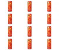 12x NUTRILITE XS Power Drink Orange Kumquat Blast 250ml