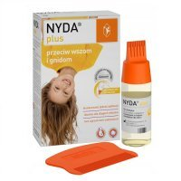 NYDA PLUS płyn 100 ml
