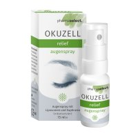 OKUZELL RELIEF spray do oczu 15 ml