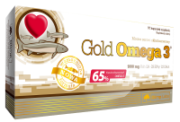 OLIMP GOLD OMEGA 3 1000 mg 60 kapsułek