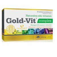 OLIMP GOLD-VIT COMPLEX 30 tabletek