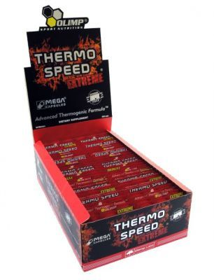 OLIMP THERMO SPEED EXTREME MEGA CAPS 30 kapsulek 1290g