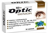 OPTIC SENIOR 30 tabletek