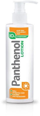 PANTHENOL Lotion emulsja z d-panthenolem 10% 200 ml