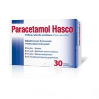 PARACETAMOL 500 mg 30 tabletek HASCO