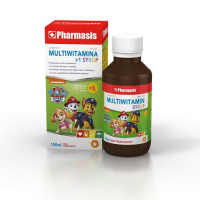 PHARMASIS MULTIWITAMINA 1+ Psi Patrol 150 ml