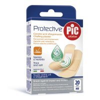 PIC SOLUTION PROTECTIVE plastry mix 20 sztuk