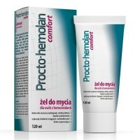 PROCTO-HEMOLAN COMFORT żel do mycia 120 ml