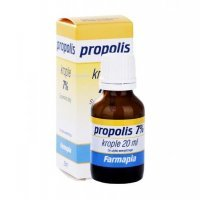 PROPOLIS 7% krople 20 ml FARMAPIA