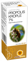 PROPOLIS 7% krople doustne 20 ml FARMINA