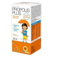PROPOLIS PLUS płyn 120 ml