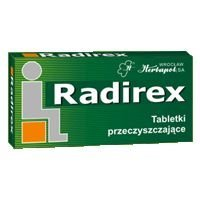 RADIREX 10 tabletek