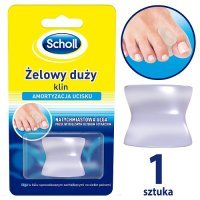 SCHOLL GEL TOE SPREADER duży klin