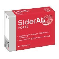 SIDERAL Forte 20 szt