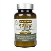 SINGULARIS SUPERIOR CYTRYNIAN MAGNEZU Powder 100% pure 100g