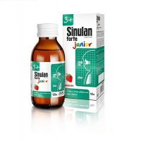 SINULAN FORTE JUNIOR płyn doustny 120 ml
