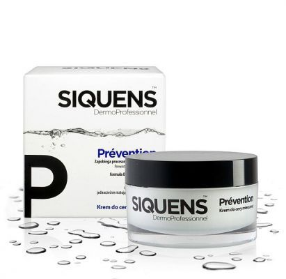 SIQUENS PREVENTION krem do cery mieszanej 50 ml