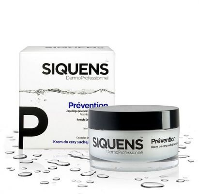 SIQUENS PREVENTION krem do cery suchej i wrażliwej 50 ml