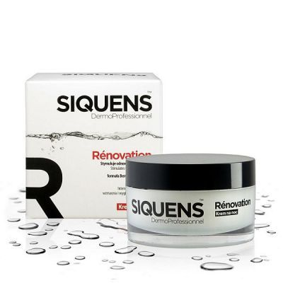 SIQUENS RENOVATION krem na noc 50 ml