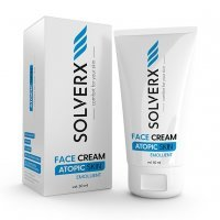 SOLVERX ATOPIC SKIN FACE CREAM krem do twarzy 50 ml