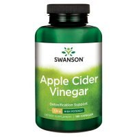 SWANSON APPLE CIDER VINEGAR 625mg 180 kapsułek