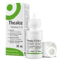 THEALOZ krople do oczu 10 ml