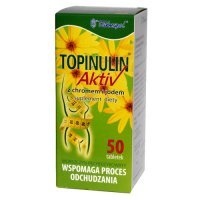 TOPINULIN ACTIVE 50 tabletek